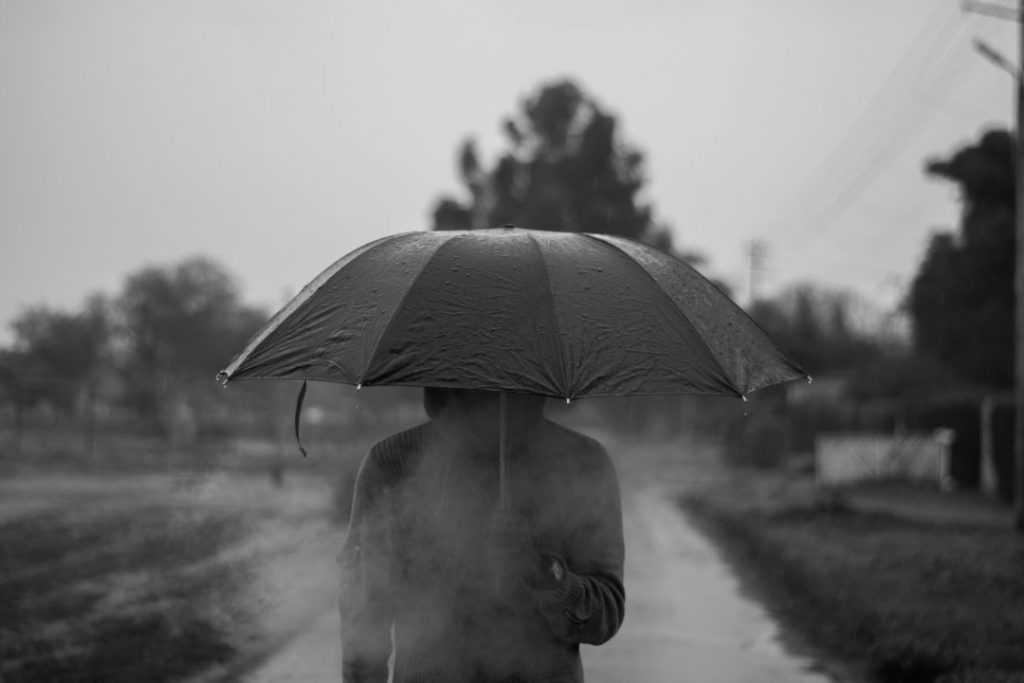 Hujan merupakan salah satu fenomena geografi fisik