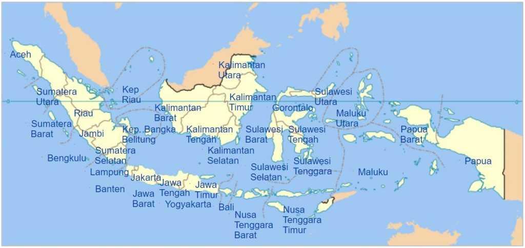 Indonesia merupakan negara maritim dengan salah satu garis pantai terpanjang di dunia