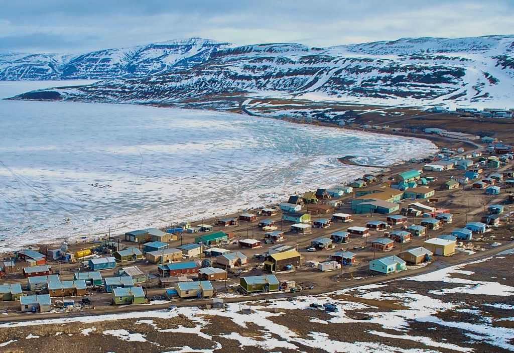 Pola permukiman merupakan salah satu kajian geografi sosial