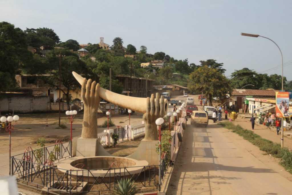 Republik Demokratik Congo aslinya adalah negara yang sangat kaya