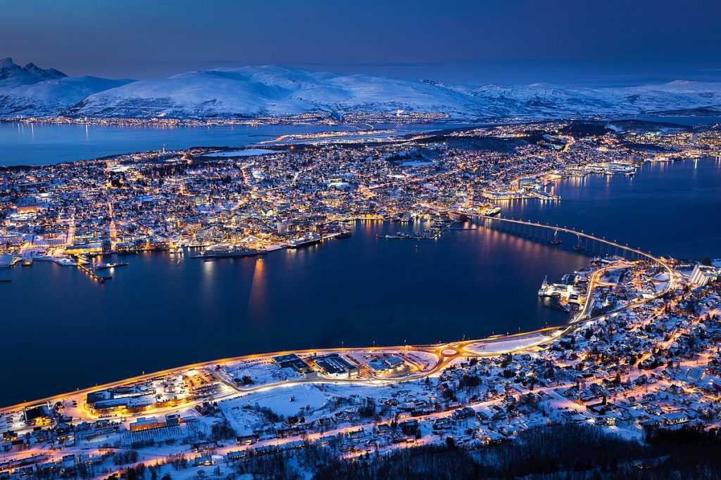 Norwegia merupakan negara Scandinavia terkaya di dunia