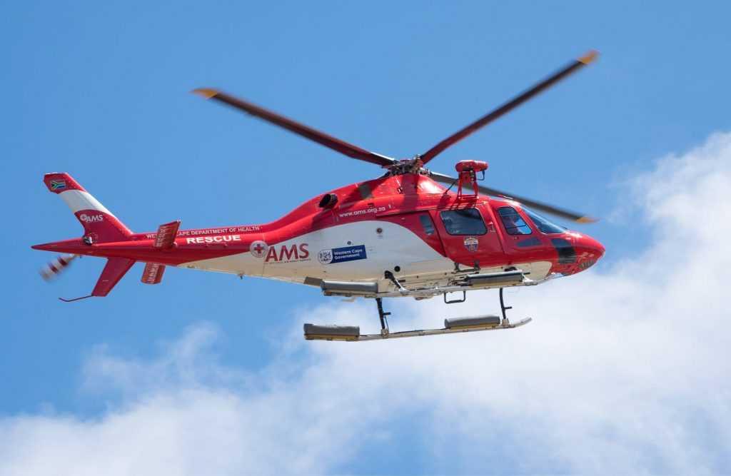 Helikopter sering digunakan untuk melakukan foto udara beresolusi tinggi