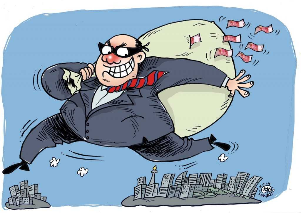 Korupsi menjadi masalah bagi semua negara, terutama bagi yang baru membuka perekonomian negaranya kepada pihak luar