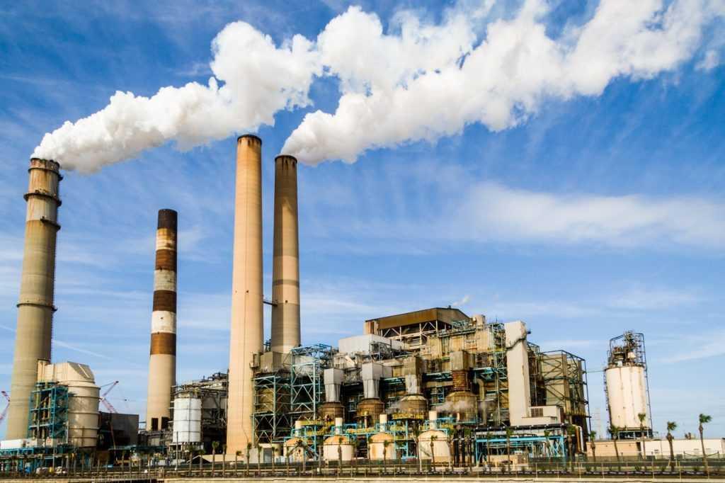 Pembangkit listrik di Indonesia umumnya masih menggunakan bahan bakar batubara, sehingga emisi sulfurnya juga cukup tinggi