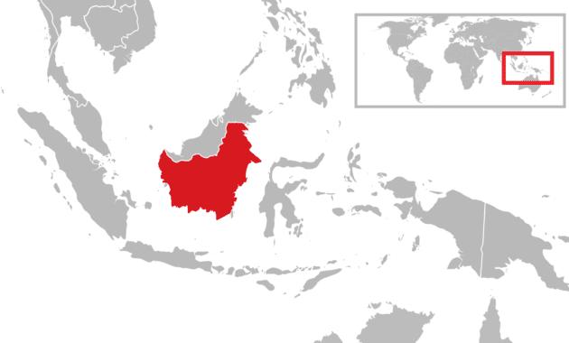 Batas Indonesia bagian Utara