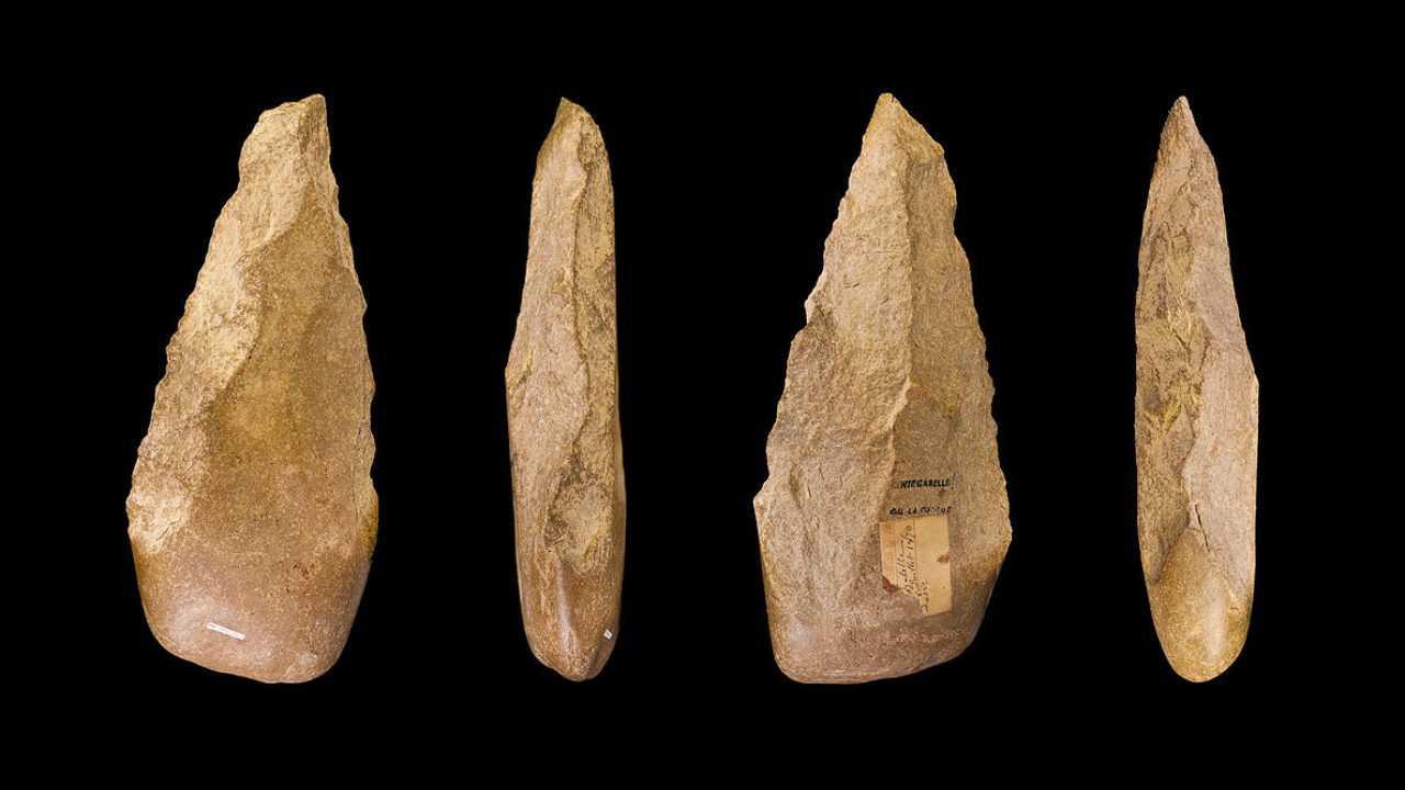 Peninggalan kebudayaan pithecanthropus erectus