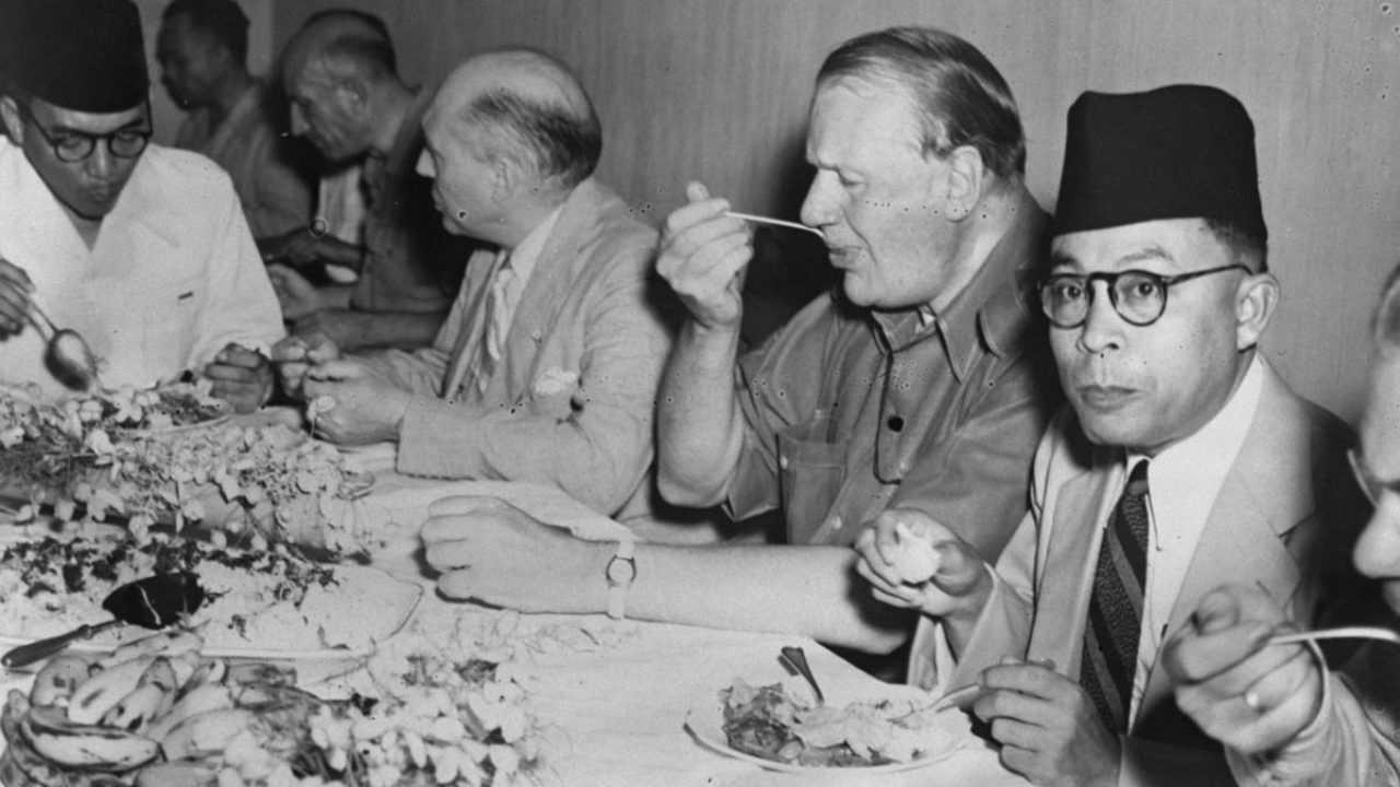 Indonesia keluar dari PBB