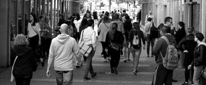 Persebaran Populasi