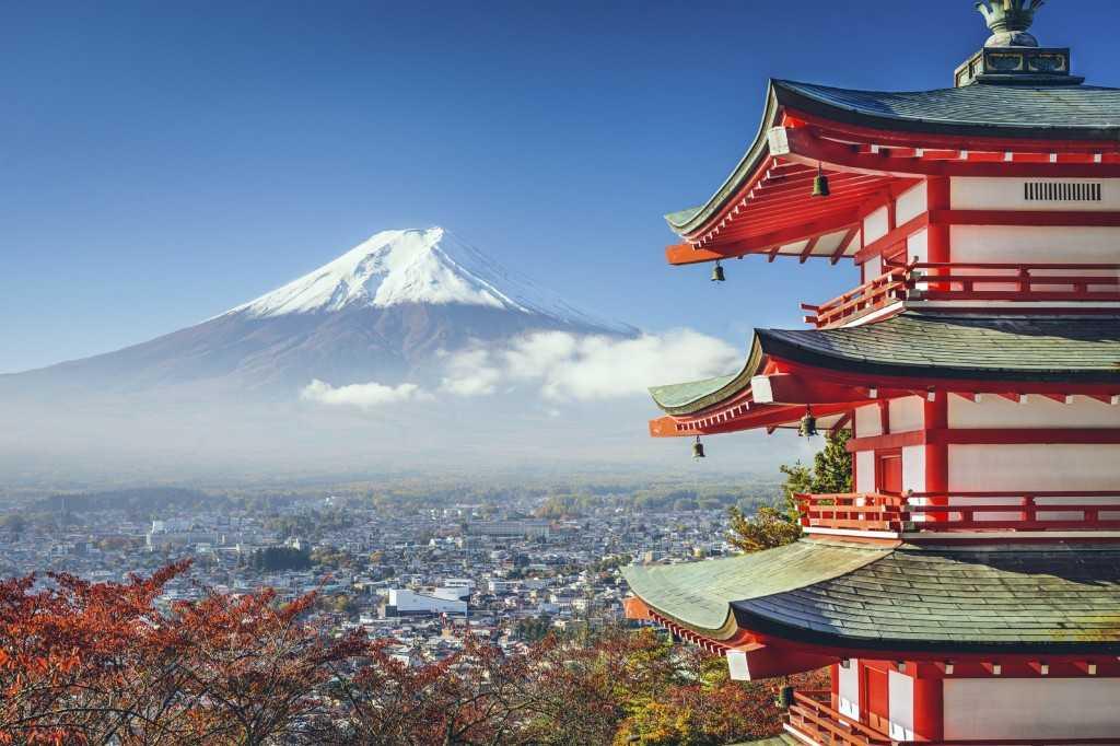 Pulau Honshu merupakan Pulau Terbesar di Jepang