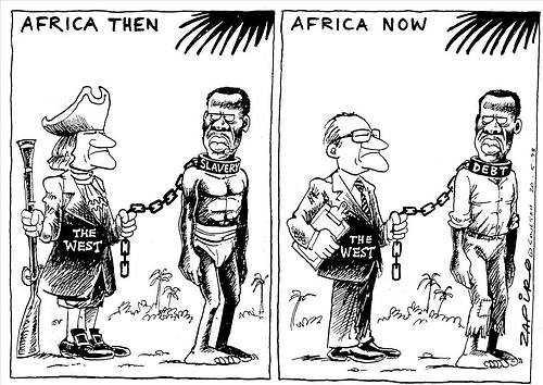 Dahulu, kolonialisme dilakukan dengan senjata, sekarang dengan hutang dan kerjasama ekonomi