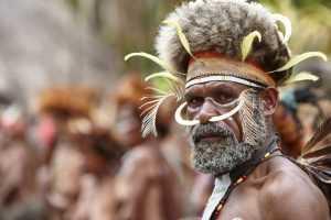 Pulau Nugini Memiliki Budaya yang sangat Beragam