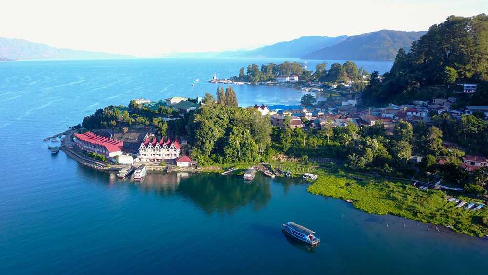 Sumatra Merupakan Pulau Terbesar Ketiga di Indonesia