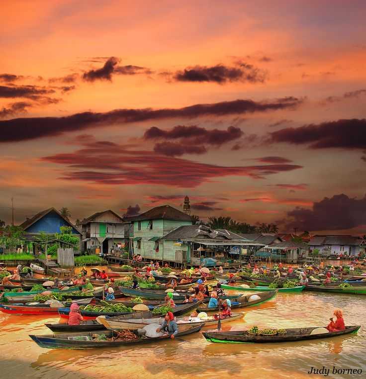 Kalimantan Merupakan Pulau Terbesar ke 3 di dunia
