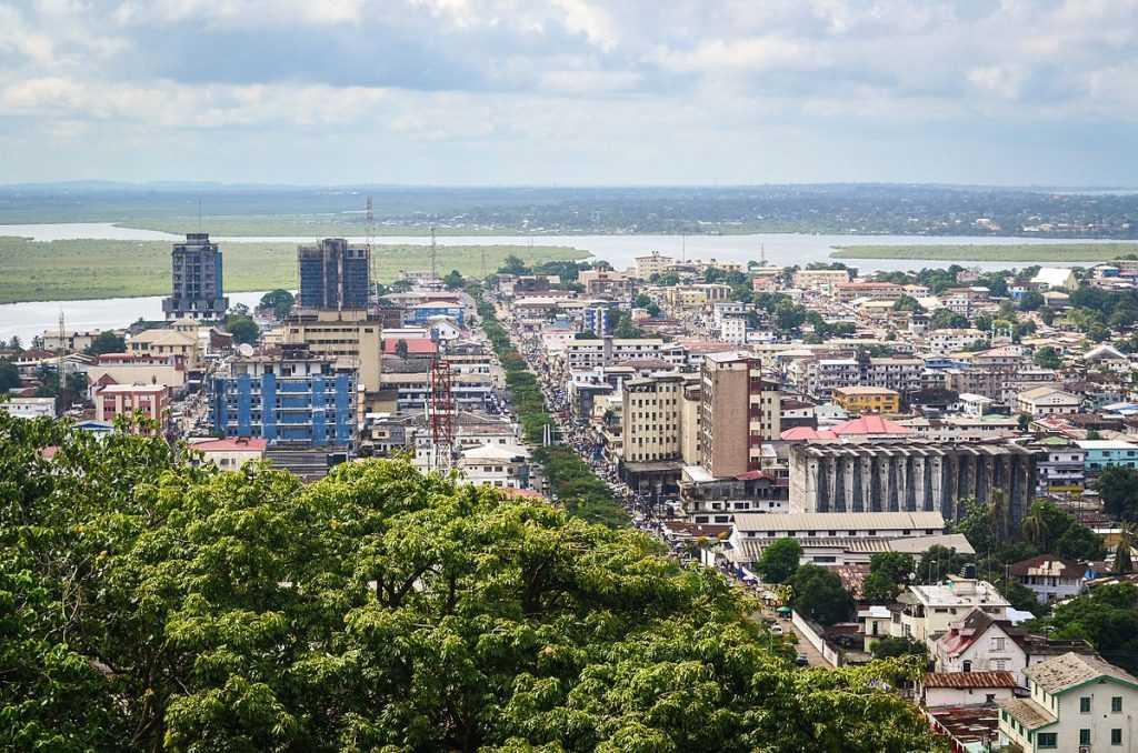 Liberia merupakan negara Republik tertua di benua Afrika