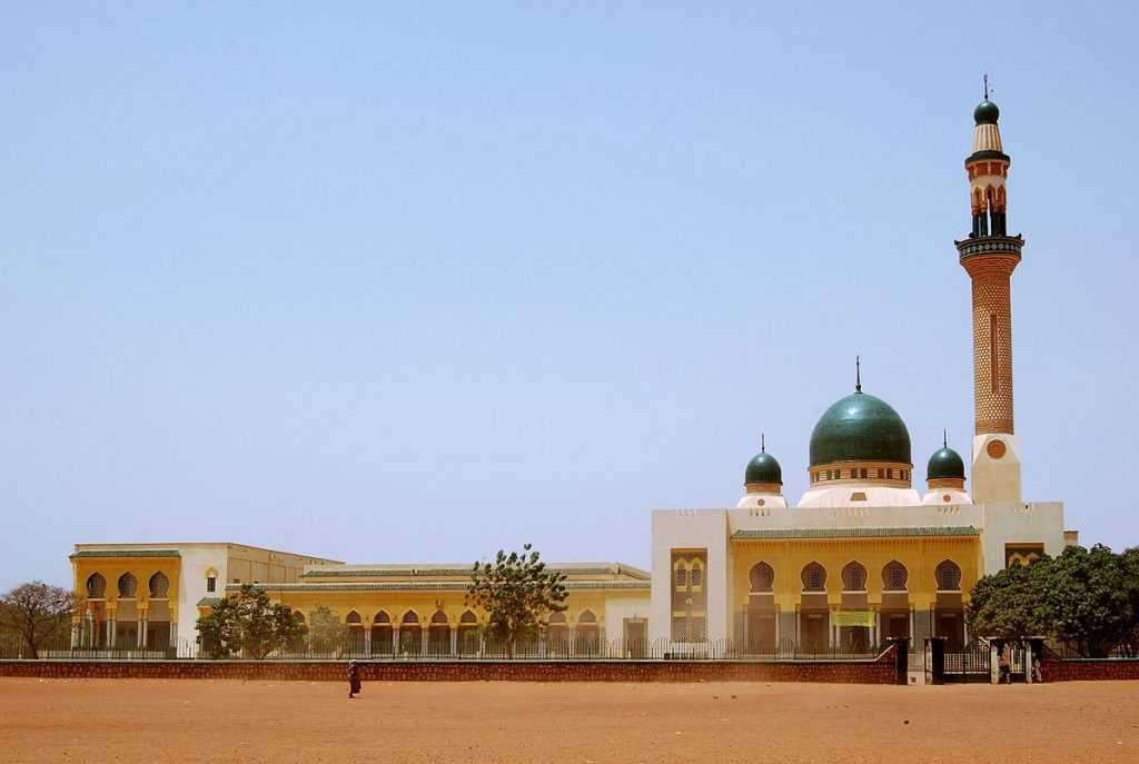 Sebagian besar negara Niger merupakan gurun pasir sehingga sulit untuk bercocok tanam