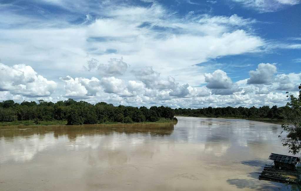 Jika dihitung dari hulu hingga hilir, sungai Kahayan merupakan sungai terpanjang ke-8 di Indonesia