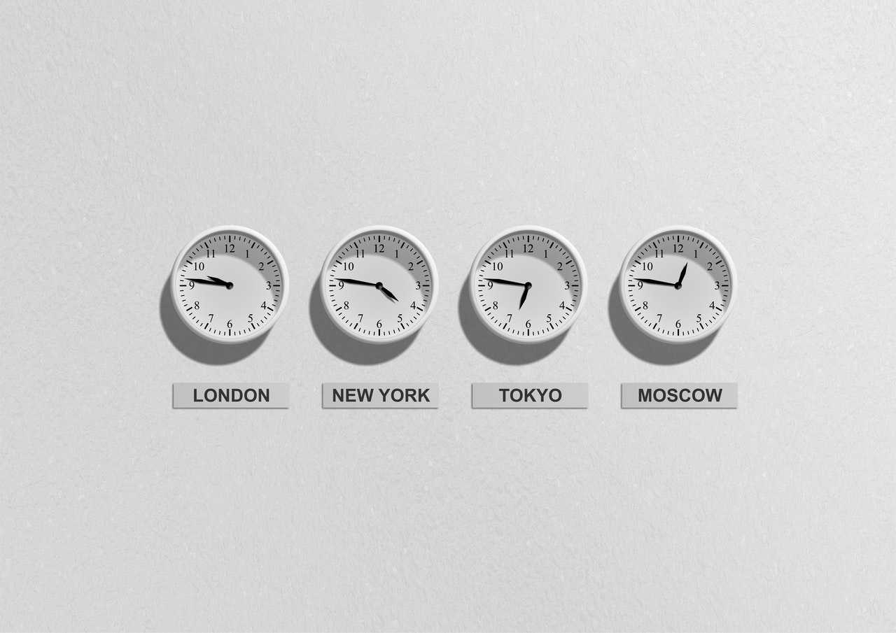 Zona Waktu