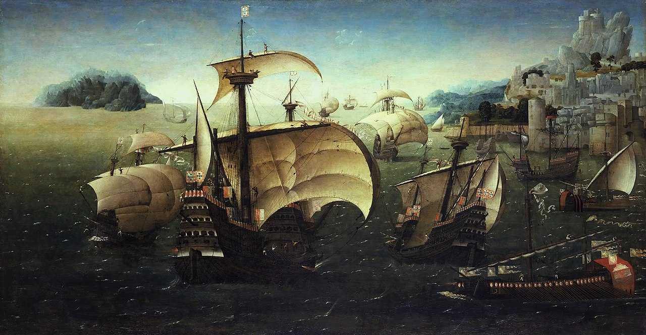 Konflik Portugal dan Spanyol atas Maluku menjadi latar belakang Perjanjian Saragosa