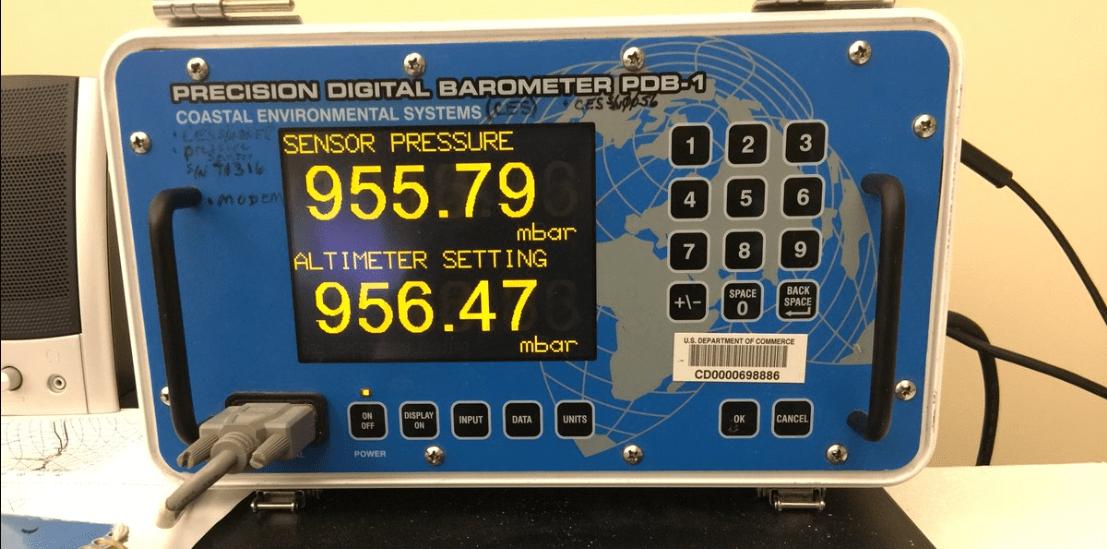 Barometer adalah salah satu alat ukur tekanan udara