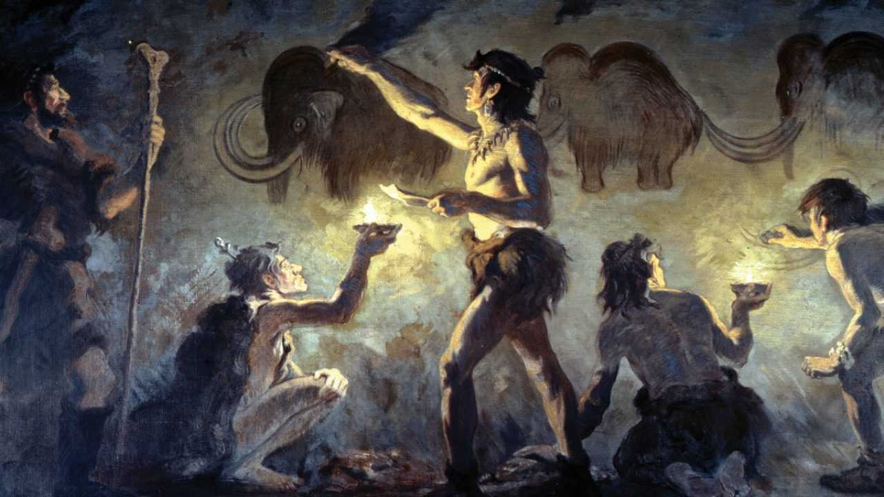 Sejarah zaman paleolitikum