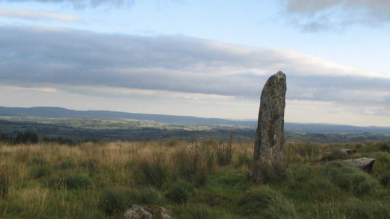 Menhir megalitikum