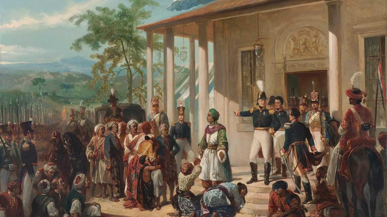 Perjuangan pejuang Indonesia sebelum tahun 1908