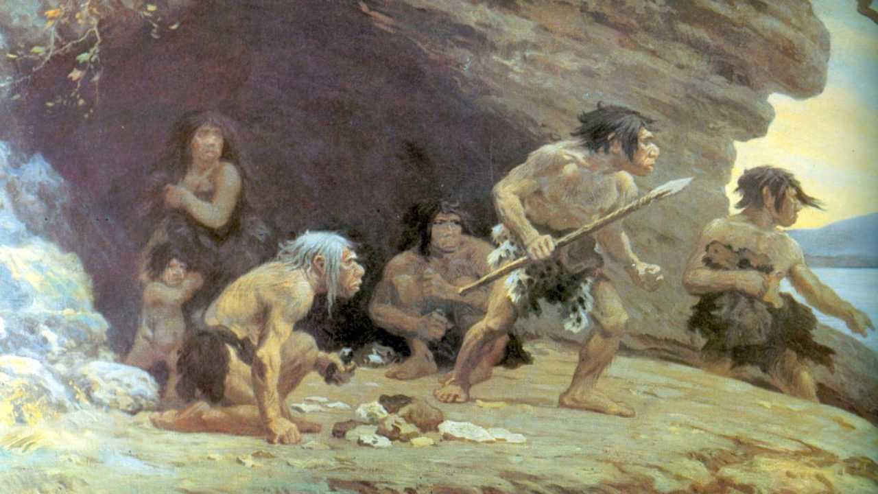 Kegiatan manusia pada zaman paleolitikum