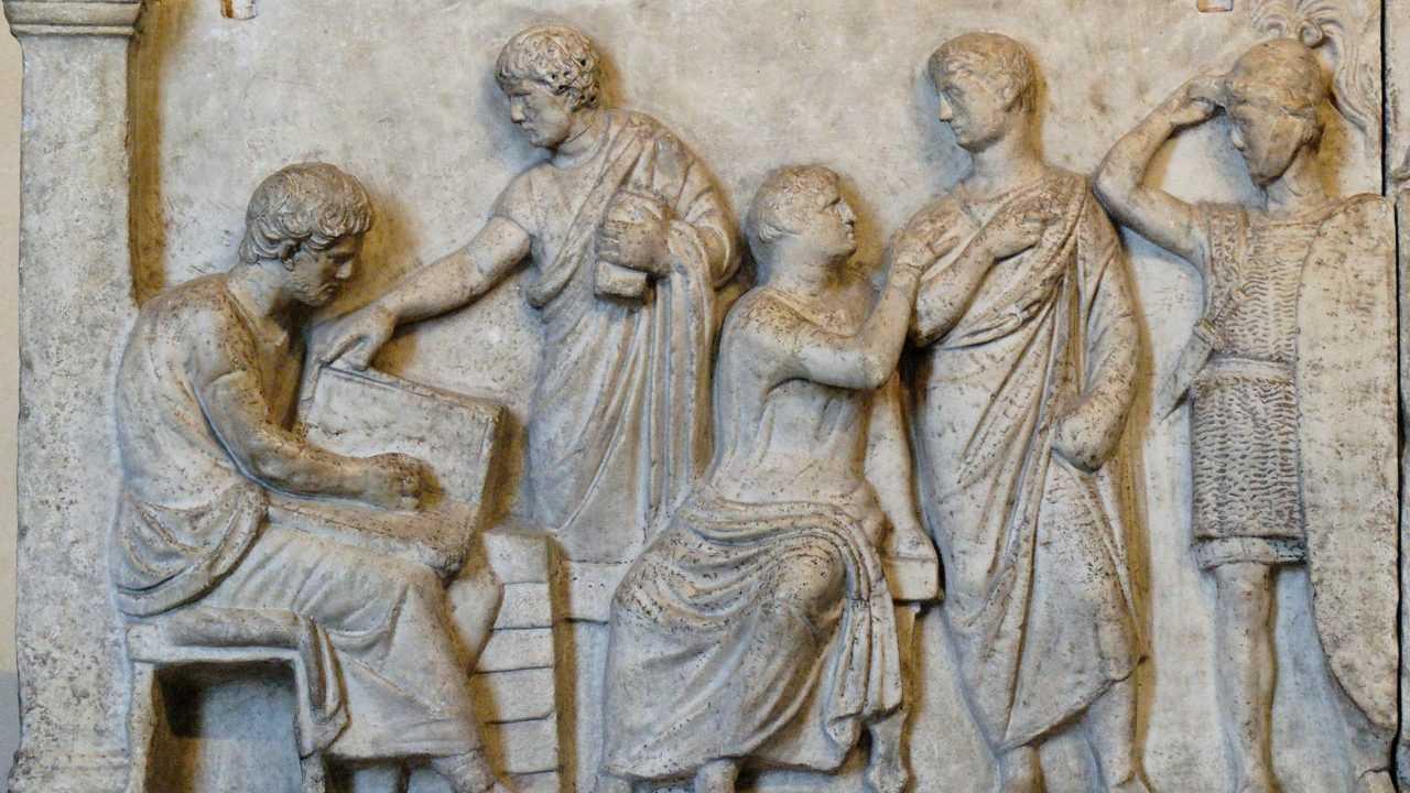 Sejarah angka romawi